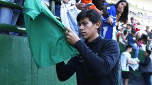 José Juan Macías pretendido por el PSV.