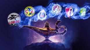 19 equipos, y un mundo de objetivos en el fútbol mexicano.
