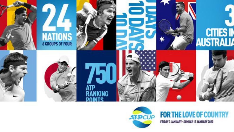 La ATP incluye la Laver Cup como torneo oficial