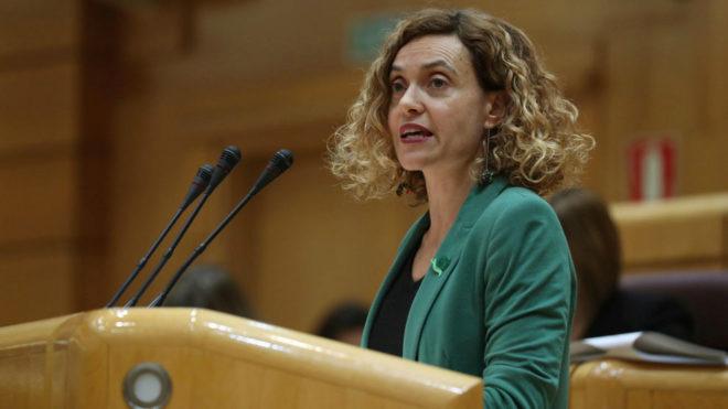 La Mesa del Congreso suspende a los diputados independentistas presos