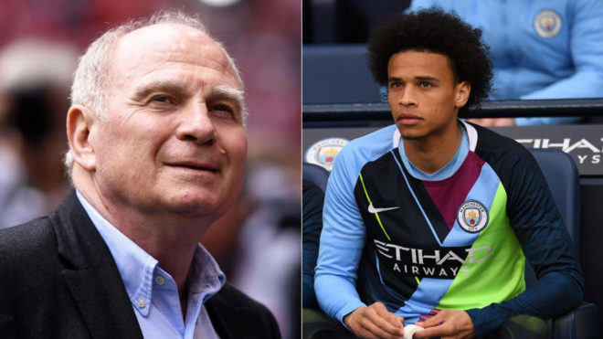 Hoeness and Sane.