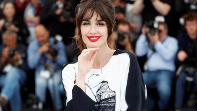 La española Paz Vega triunfa en el Festival de Cannes junto a...