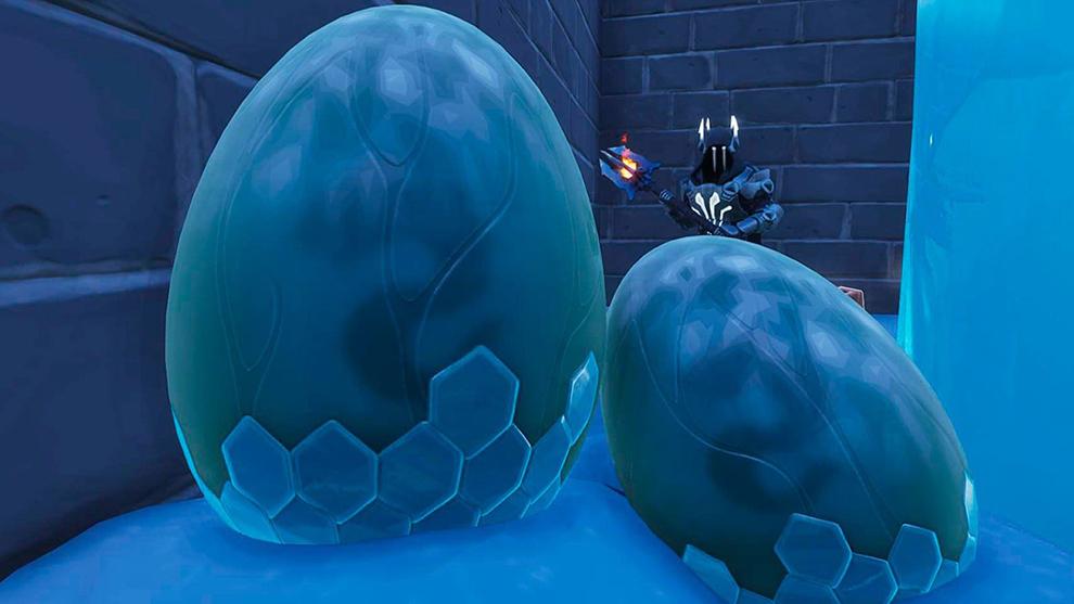 Huevos de dragón que aparecieron en la Temporada 7
