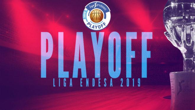 Calendario Playoff.Acb Liga Endesa 2019 Asi Se Jugaran Los Playoffs De La