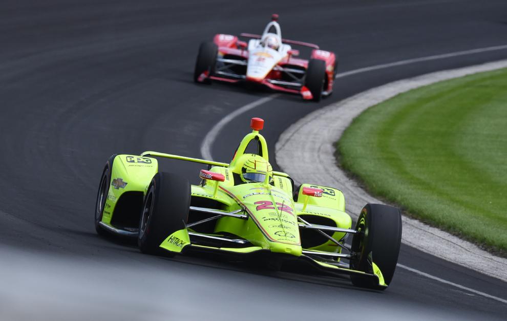 Simon Pagenaud (Penske) saldrá desde la pole.