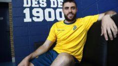 David López posa para MARCA, en las instalaciones de la Ciudad...