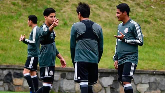 """Kevin Álvarez: """"No hay presión, hay que estar tranquilos para sacar adelante el partido"""""""