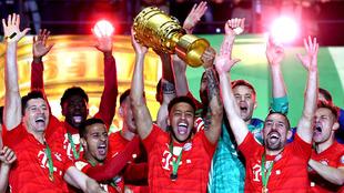 El Bayern Munich conquista la Copa de Alemania