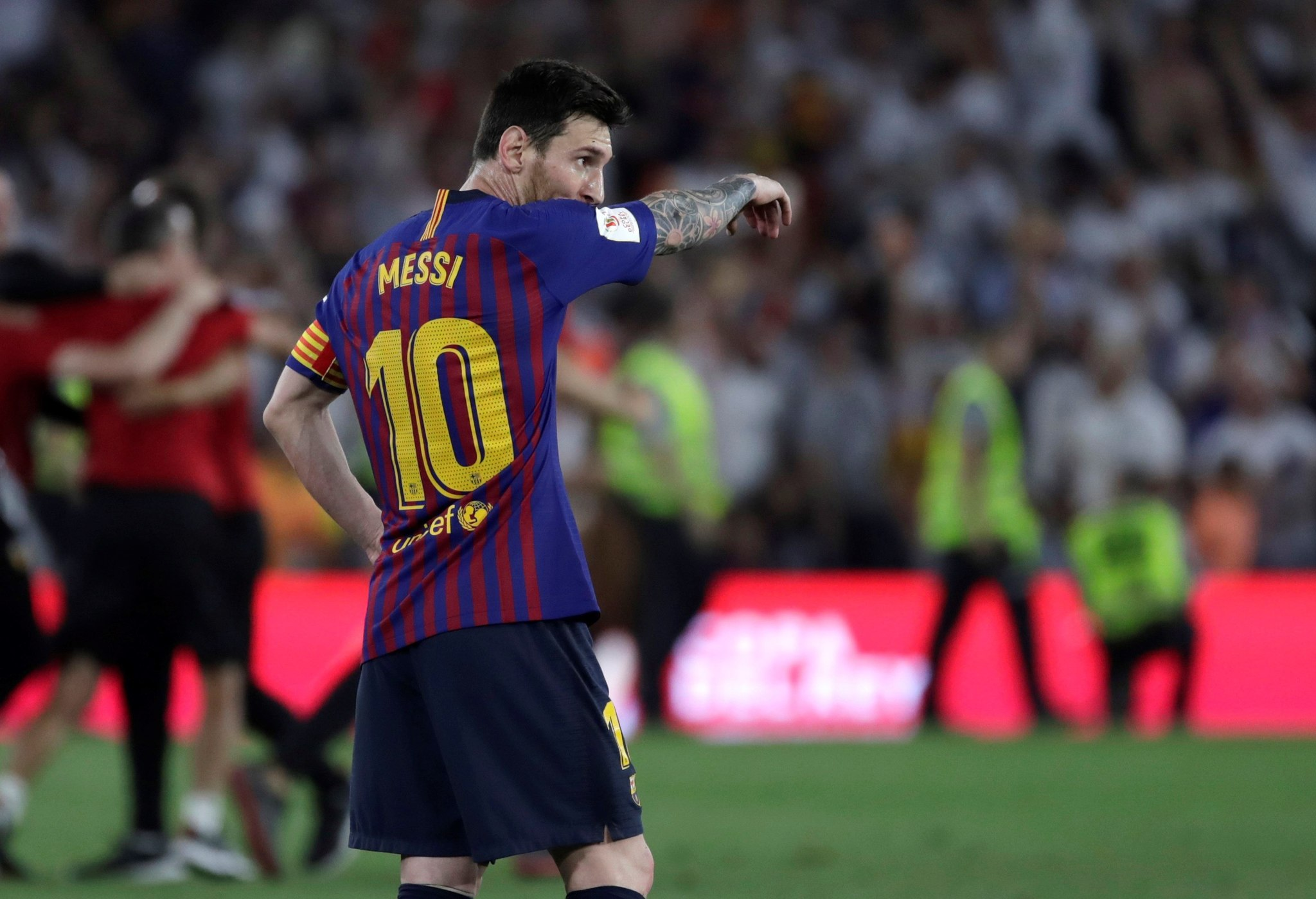 Barcelona: Messi is more alone than ever | MARCA in English