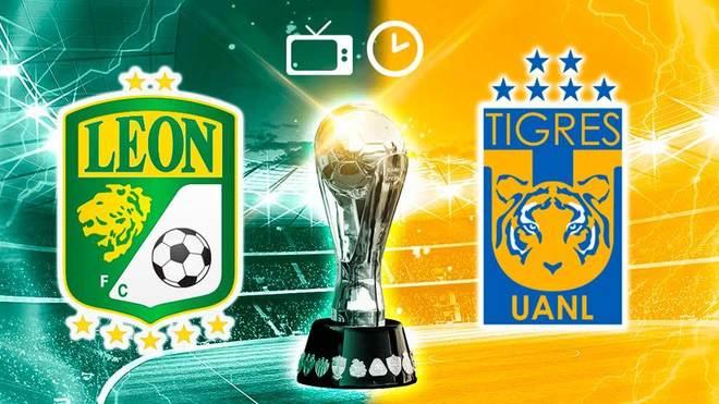 León vs Tigres: Horario y dónde ver