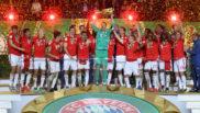 El Bayern levanta la Copa