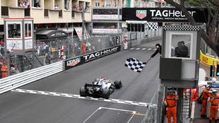 Hamilton se proclama venceder del GP de Mónaco.
