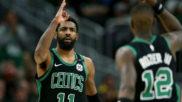 Kyrie Irving suena para los Brooklyn Nets