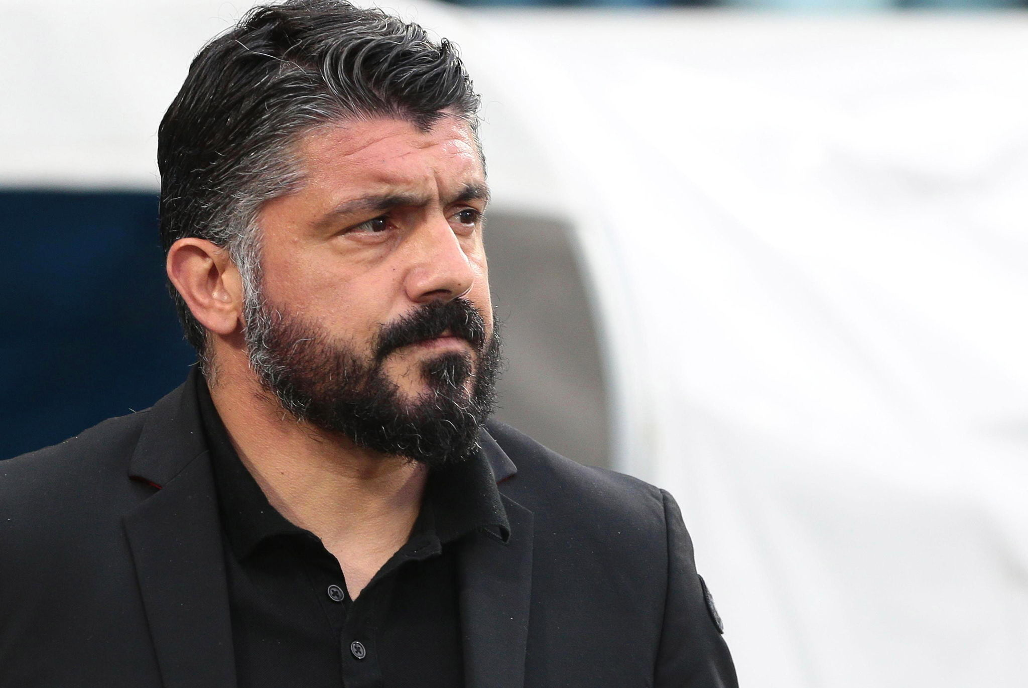 Ferrara (Italy), 26/05/2019.- <HIT>Milan</HIT>s head coach Gennaro Gattuso during the Italian Serie A soccer match between SPAL Ferrara and AC <HIT>Milan</HIT> in Ferrara, Italy, 26 May 2019. (Italia) EFE/EPA/SERENA CAMPANINI