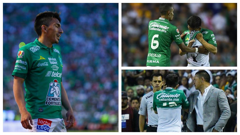Ángel Mena salió entre lágrimas y ovaciones por los aficionados