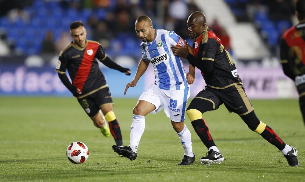 El Zhar rescinde contrato con el Leganés