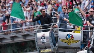 Matt Damon y Christian Bale.