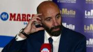 El director general deportivo Monchi (50), en la tertulia de Radio...