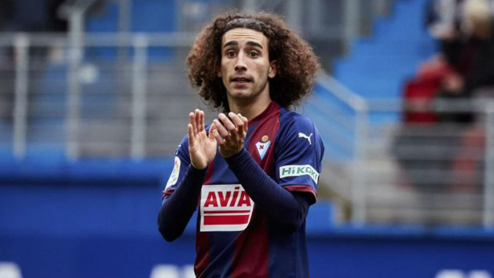 Marc Cucurella.