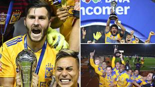 Tigres, el equipo del norte con más títulos