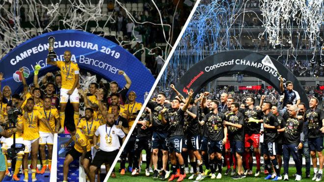Dominio de los equipos regios en el primer semestre del 2019.