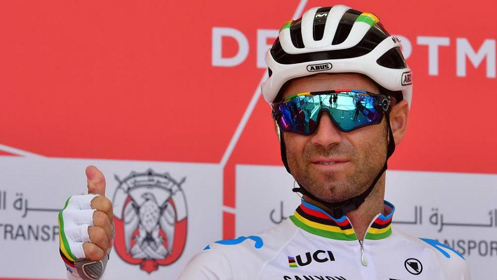 Alejandro Vavlerde ya está preparando su regreso a la competición.