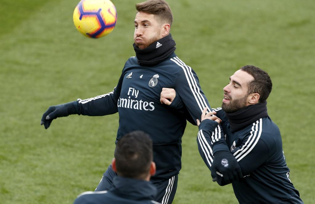 47687770c 19 00. Dani Carvajal expects Florentino Perez and Sergio Ramos to reach an  agreement in the near future for the good of Real Madrid.