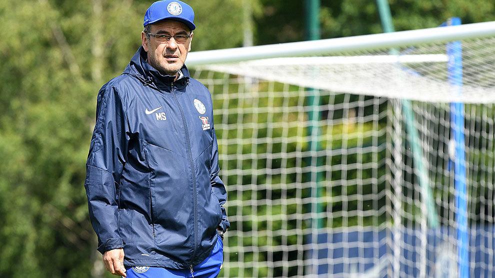 Maurizio Sarri.