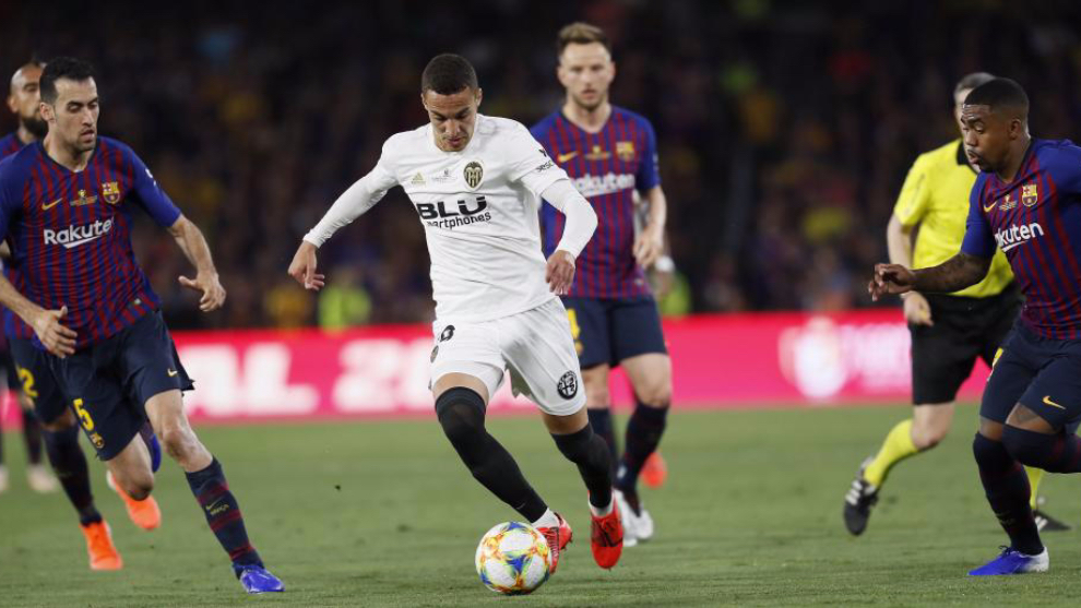 Rodrigo agita el mercado del Valencia