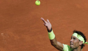Rafael Nadal - Yannick Maden: en directo la segunda ronda