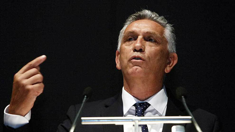 Paco Zas se dirige a los accionistas tras convertirse en nuevo...