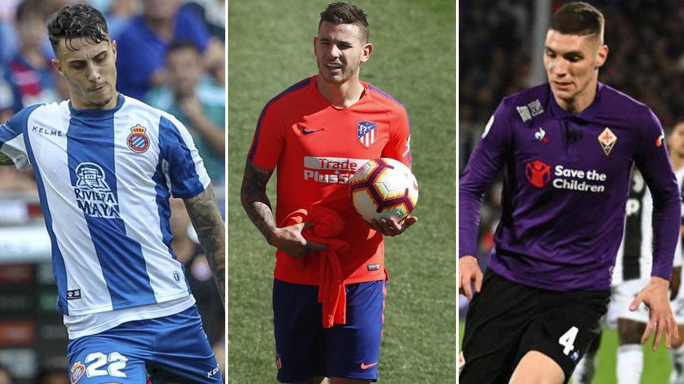 El Atlético busca un nuevo Lucas