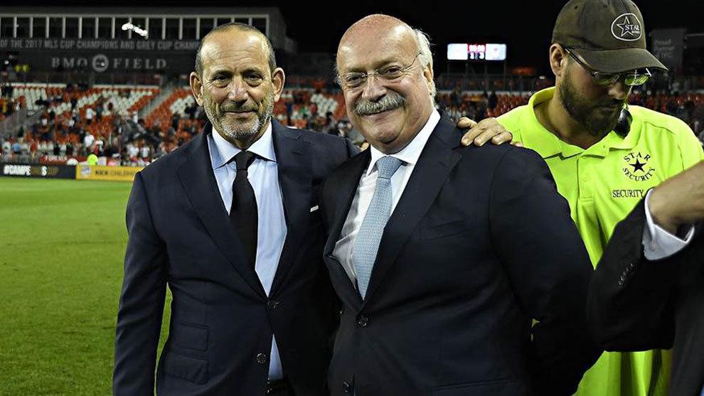 La MLS y la Liga MX cierran cuerdo para la Leagues Cup