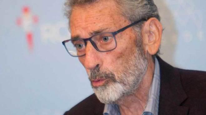 Carlos Mouriño, presidente del Celta.