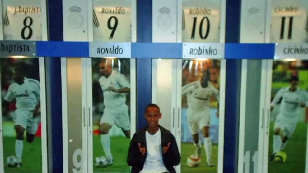 Resultado de imagen de neymar real madrid joven