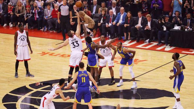 Playoffs NBA 2019: Raptors Vs Warriors: Resumen Y
