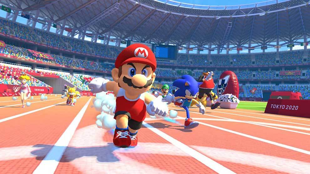 Mario y Sonic llegará a Tokyo 2020