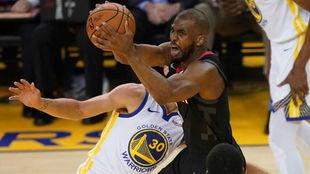 Chris Paul podría abandonar los Rockets este verano