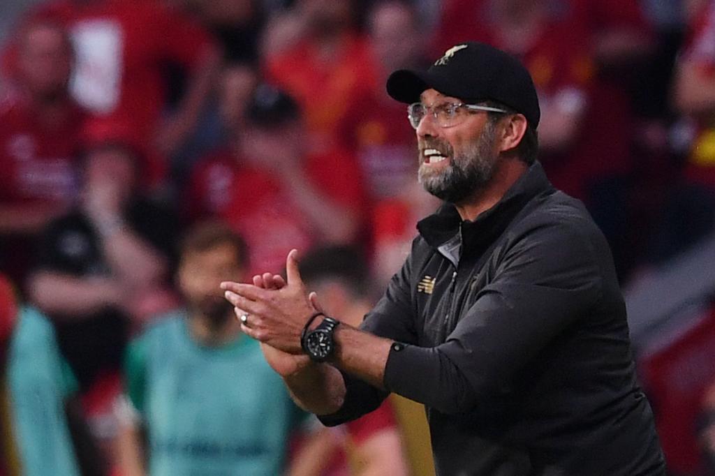 Tottenham vs Liverpool: Don Jurgen Klopp, the best coach in