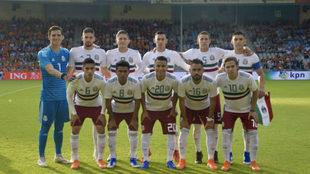 El equipo juvenil mexicano se encuentra en tierras francesas.