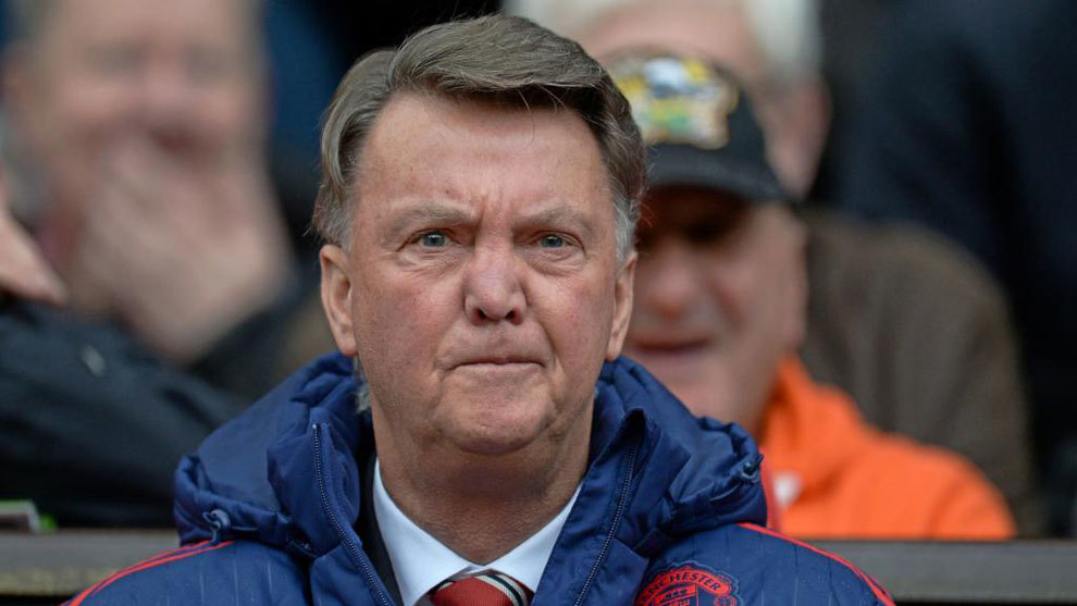 Van Gaal is worried about the move.
