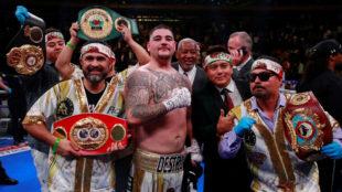 Andy Ruiz, el mexicano que noqueó a los prejuicios e hizo historia en el boxeo