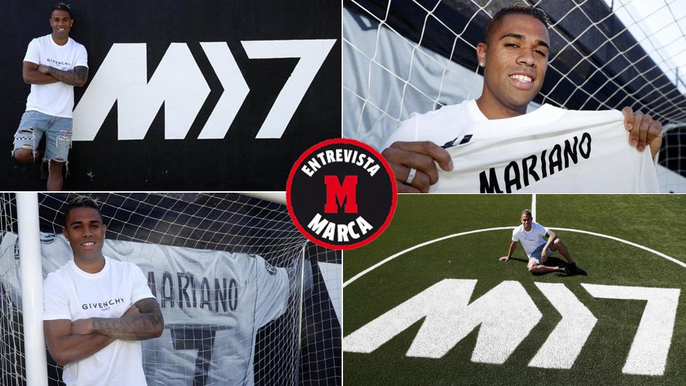 """Mariano: """"Este va a ser mi año en el Madrid"""""""