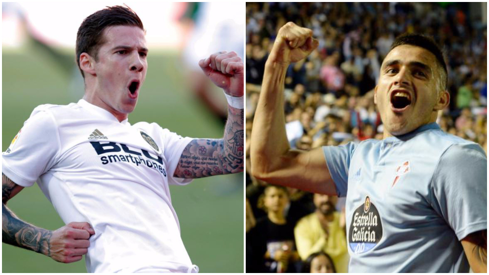 Santi Mina and Maxi Gomez could be swapping directions.