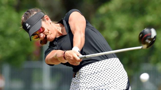 María Fassi en el US Open