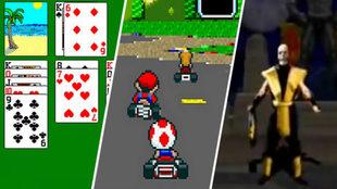 Juegos que serán recordados por generaciones.