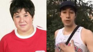 El antes y el después del actor Edu García
