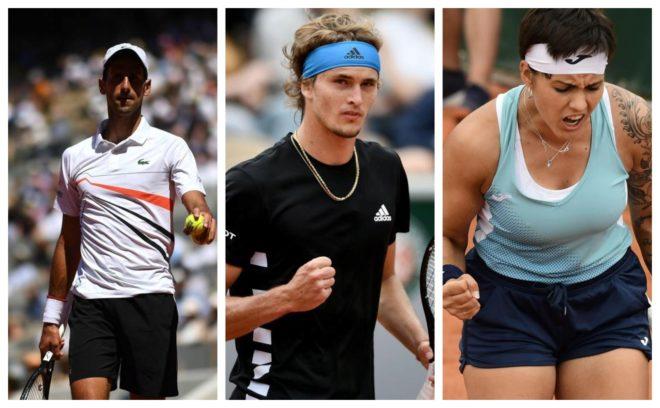 La jornada de Roland Garros, en directo: Khachanov-Del Potro, por un puesto...