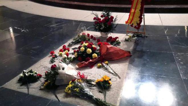 El Supremo detiene cautelarmente la exhumación de Franco como pedía la familia