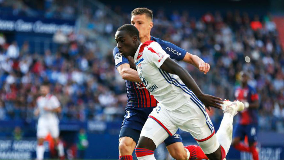 Real Madrid sign Ferland Mendy from Lyon in £47m deal
